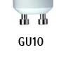 GU10 sokkel