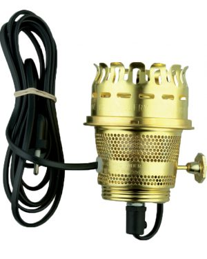 Imiterte parafinlamper