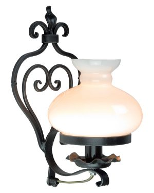 Vegglamper